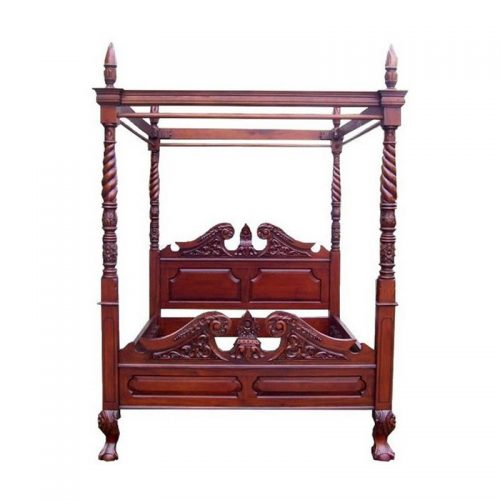 4 Poster Canopy Bed Victorian