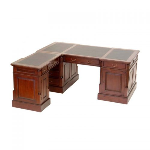 L Shape Writing Desk