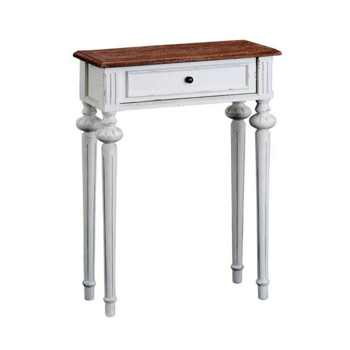 Abella Shabby Chic Console Table 60