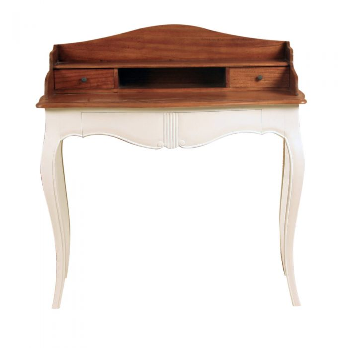 Adelise Lady Desk White