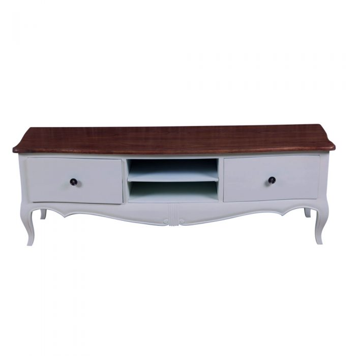 Adelise Tv Unit White