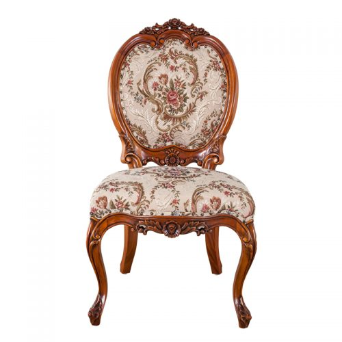 Antique Mahogany Dining Chair 07