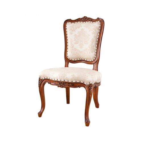 Antique Mahogany Dining Chair 08