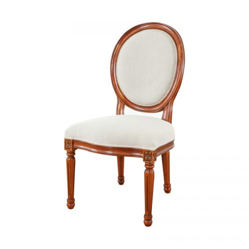 Antique Mahogany Dining Chair 09