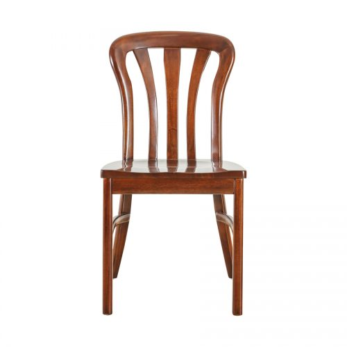 Antique Mahogany Dining Chair 11