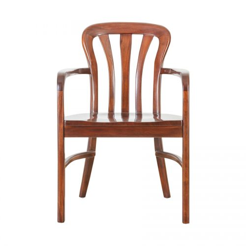 Antique Mahogany Dining Chair 11A