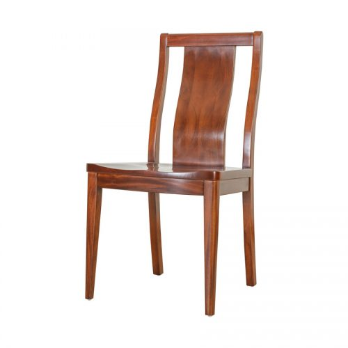 Antique Mahogany Dining Chair 13