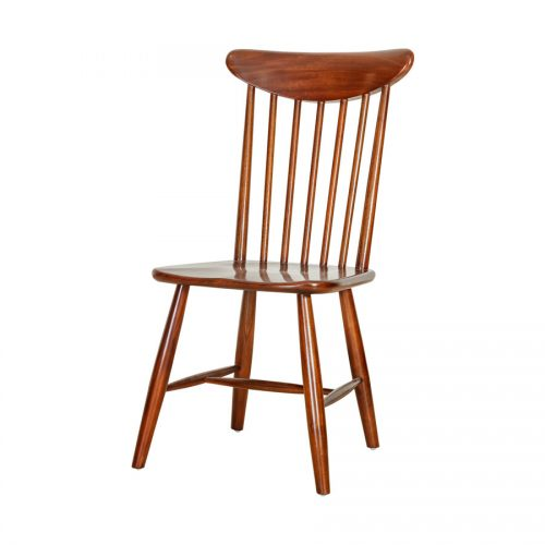 Antique Mahogany Dining Chair 14