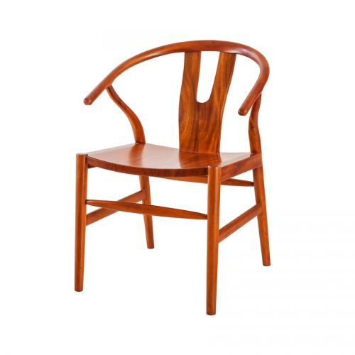 Antique Mahogany Dining Chair 18