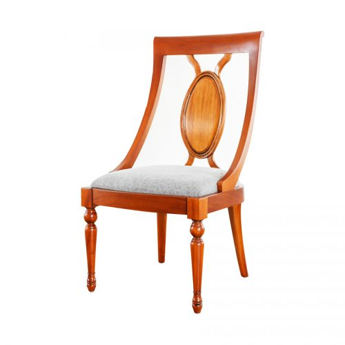 Antique Mahogany Dining Chair 19