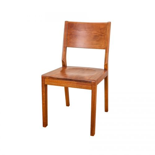 Antique Mahogany Dining Chair 20