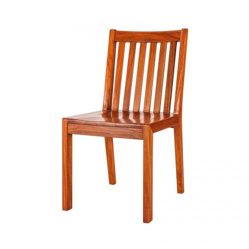 Antique Mahogany Dining Chair 21