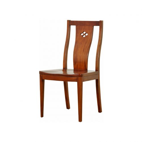 Antique Mahogany Dining Chair 23