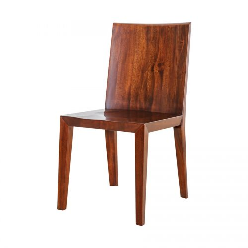 Antique Mahogany Dining Chair 27