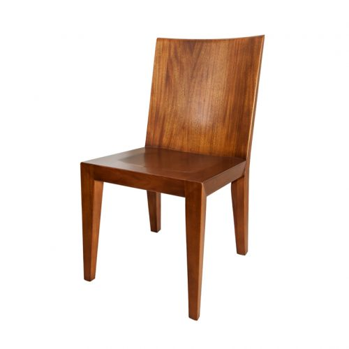 Antique Mahogany Dining Chair 28