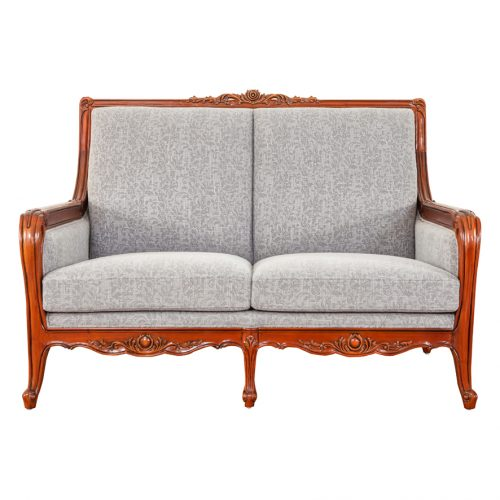 Antique Mahogany Sofa Corona 2S