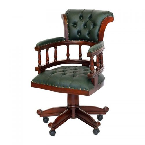 Antique Reproduction Office Chair