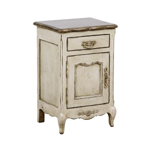 Chateau Bedside Table Antique