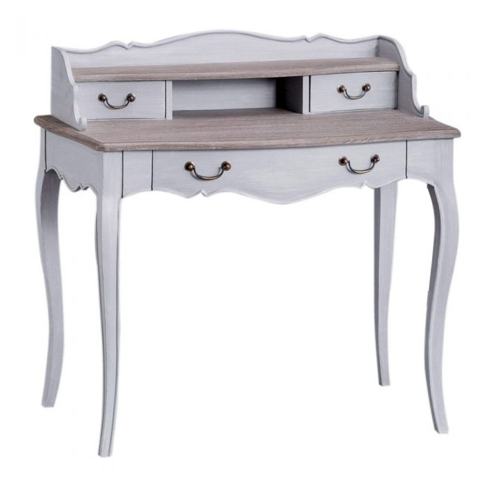 Chateau French Dressing Table Hand Painted