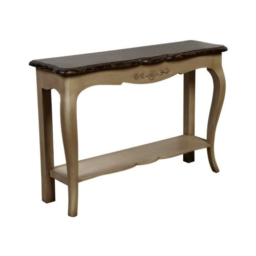 Chateau Hall Table Aged Grey