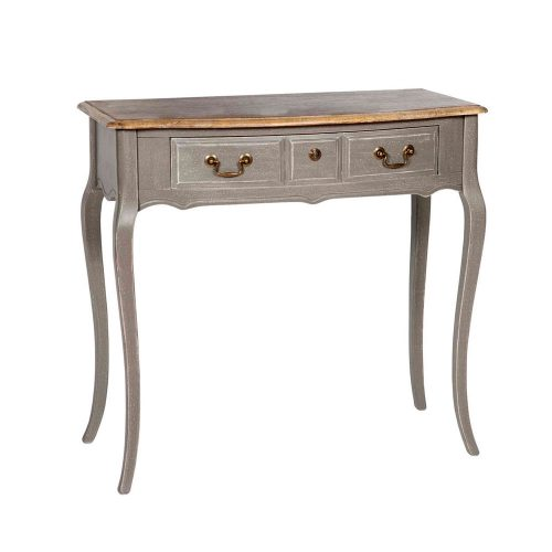 Chateau Small Console Table Antique Grey