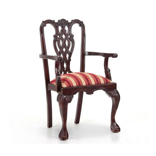 Chippendale Armchair B