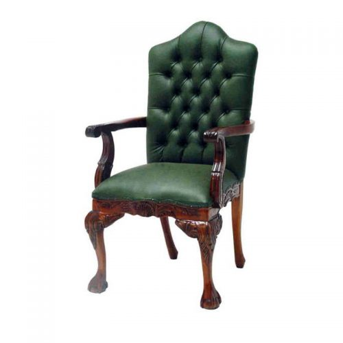 Chippendale Desk Chair