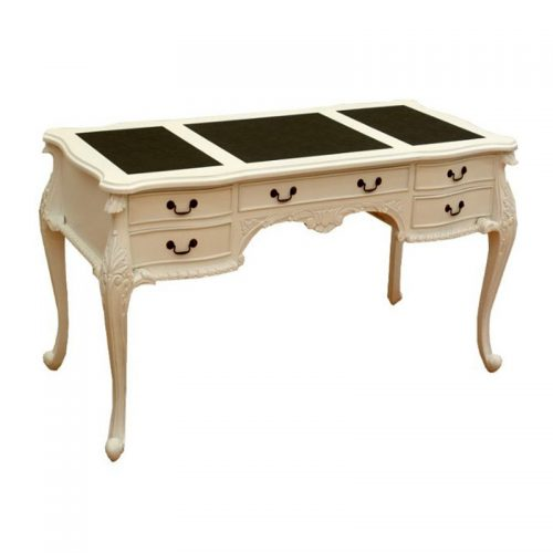 Classic Writing Desk White