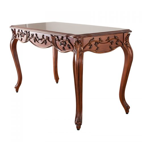 Antique Carved Console Table