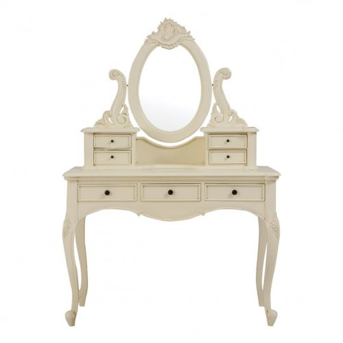 Ivory French Dressing Table
