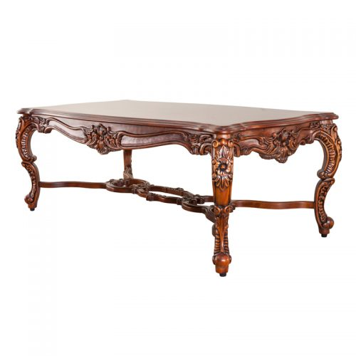 Mahogany Dining Table 009