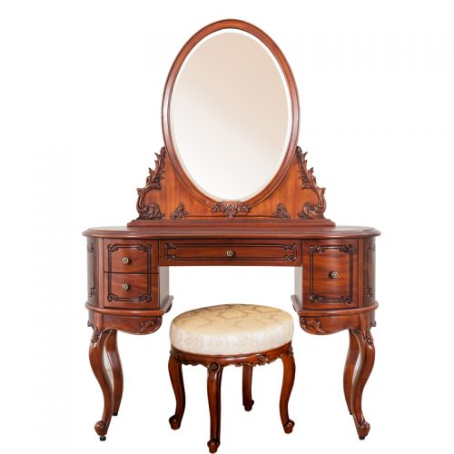 Mahogany Dressing Table 001