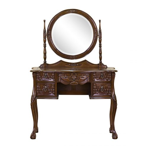 Mahogany Dressing Table 003
