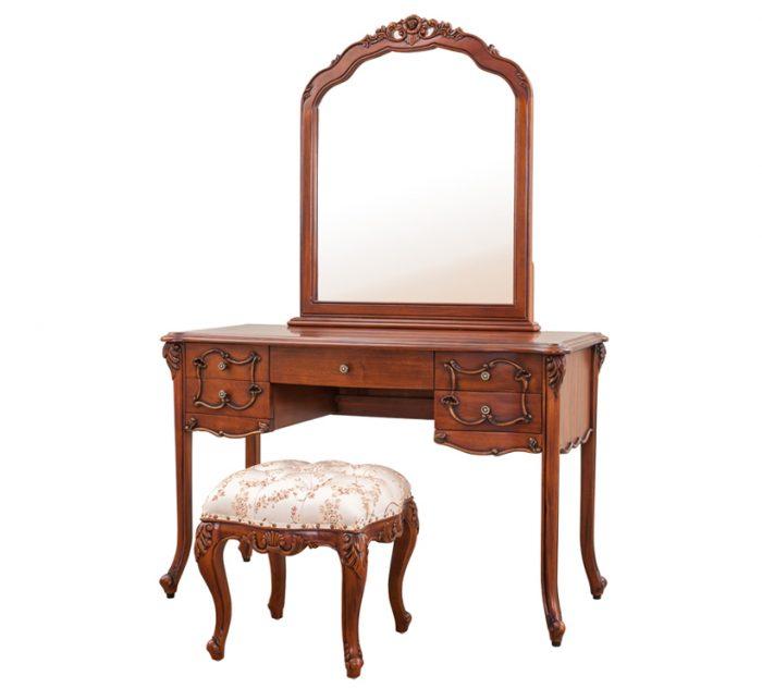 Mahogany Dressing Table Antique