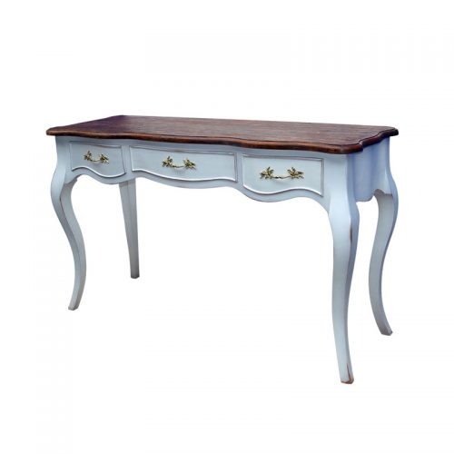 Shabby Chic Console 3 Drawer