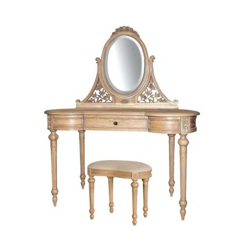 White Washed Dressing Table
